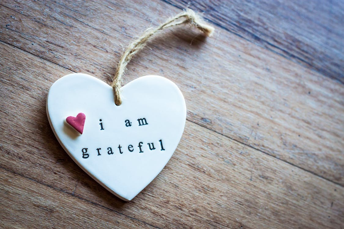 Gratitude List | Heart of Gratitude