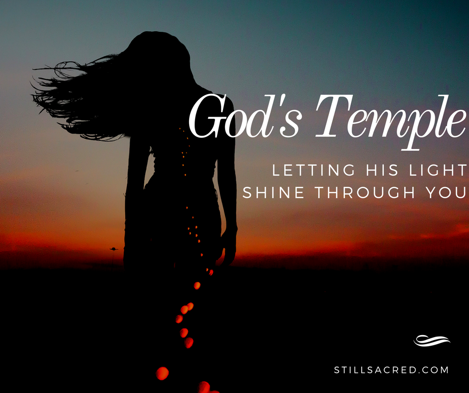 God's Temple: Lenten Reflection by Still Sacred