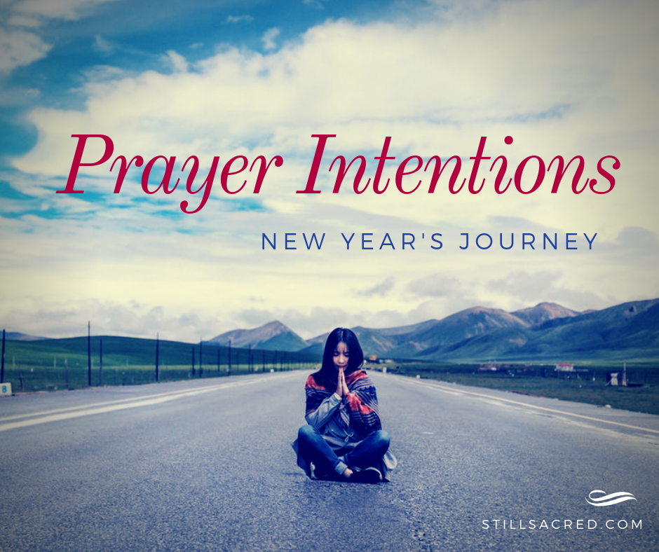 Prayer Intentions Check-in